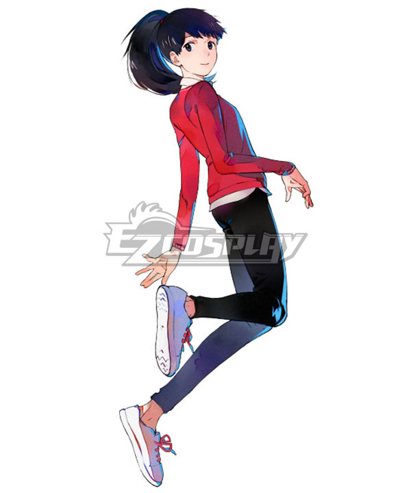 Digimon Survive Aoi Shibuya Cosplay Costume