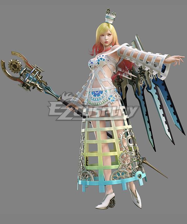 Dissidia Final Fantasy NT Materia Fullset Cosplay Costume