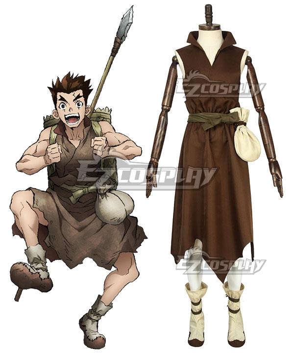 Dr.Stone Taiju Oki Cosplay Costume