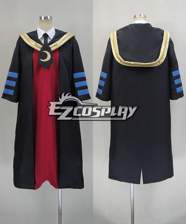 Assassination Classroom Ansatsu Kyoshitsu Korosensei New Version Cosplay Costume
