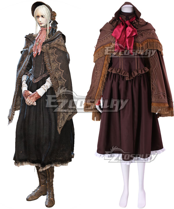Bloodborne The Doll Cosplay Costume