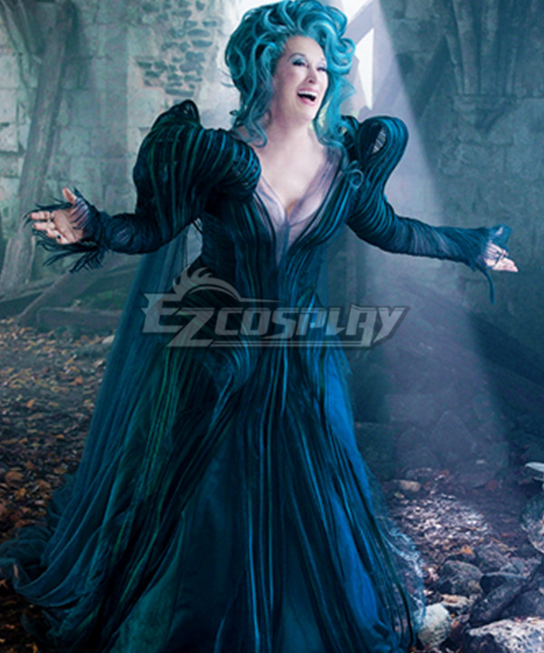 Into the Woods The Which Cosplay Costume