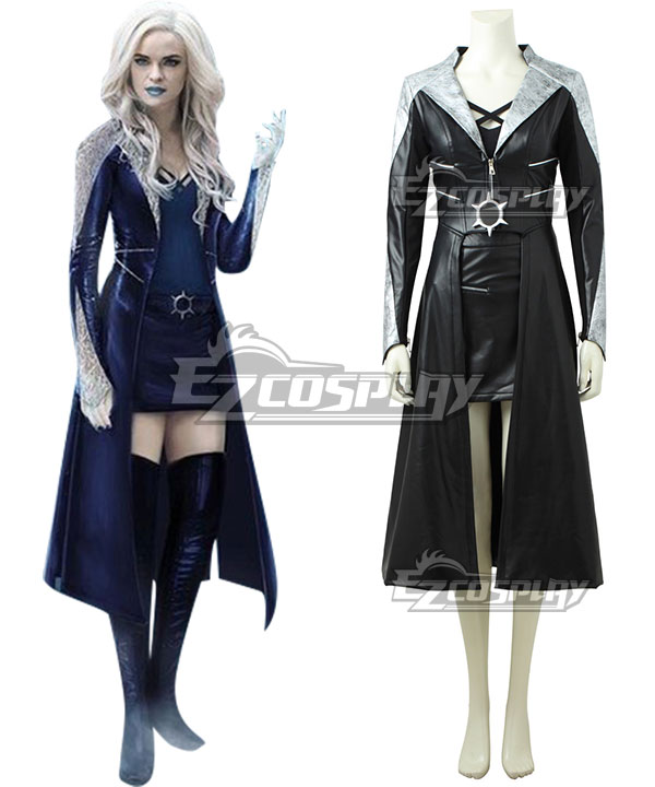 DC: The Flash  Killer Frost Cosplay Costume