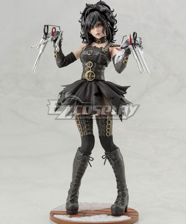 Edward Scissorhands Horror Female Cosplay Costume