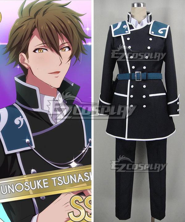 Idolish 7 Leopard Eyes Trigger Ryunosuke Tsunashi Cosplay Costume