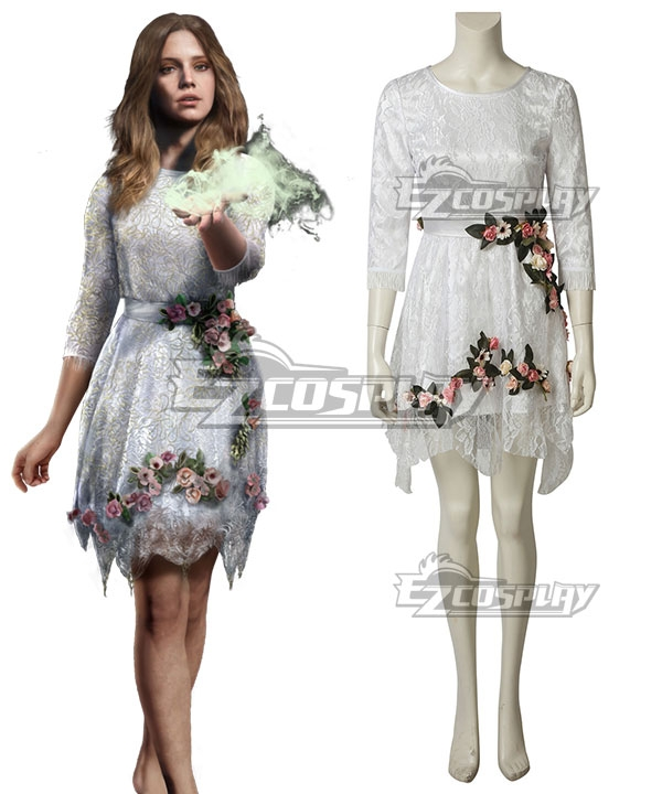 Far Cry 5: Inside Eden's Gate Faith Seed Cosplay Costume
