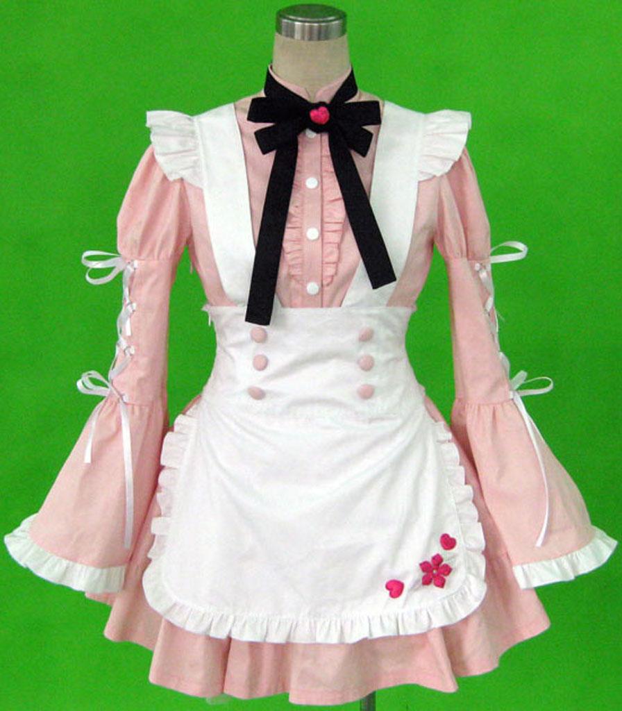 Cherry Snow Cosplay Costume