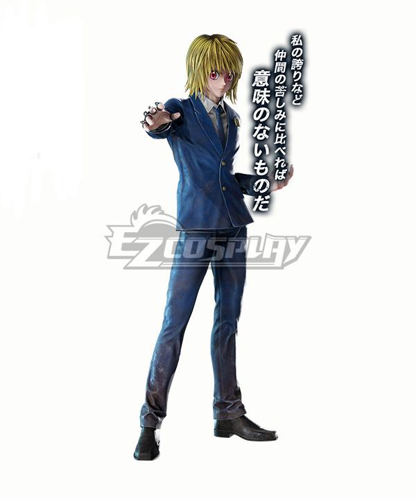 Hunter X Hunter Kurapika Suit Cosplay Costume