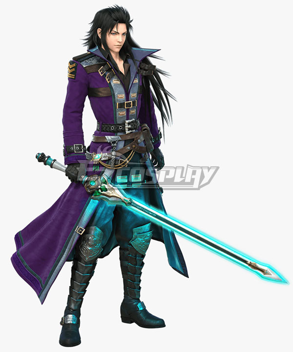 Final Fantasy: Brave Exvius FFBE Lasswell Cosplay Costume