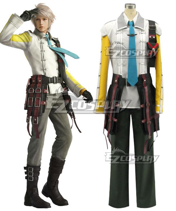 Final Fantasy XIII-2 FF13-2 Hope Estheim Cosplay Costume