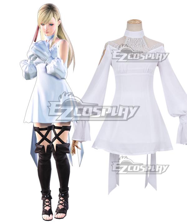 Final Fantasy XIV FF14 Ryne Cosplay Costume