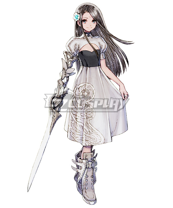 Final Fantasy XV Terra World Sarah Cosplay Costume