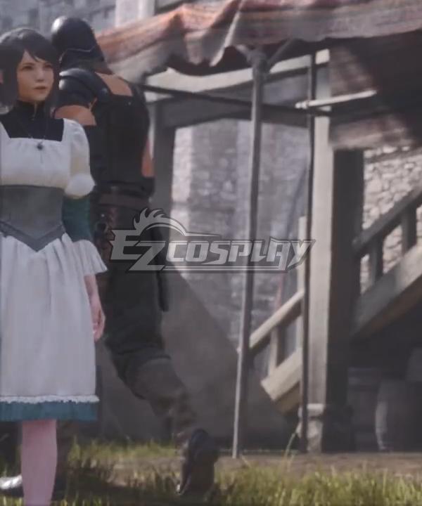 Final Fantasy XVI FF16 Jill Warrick Cosplay Costume