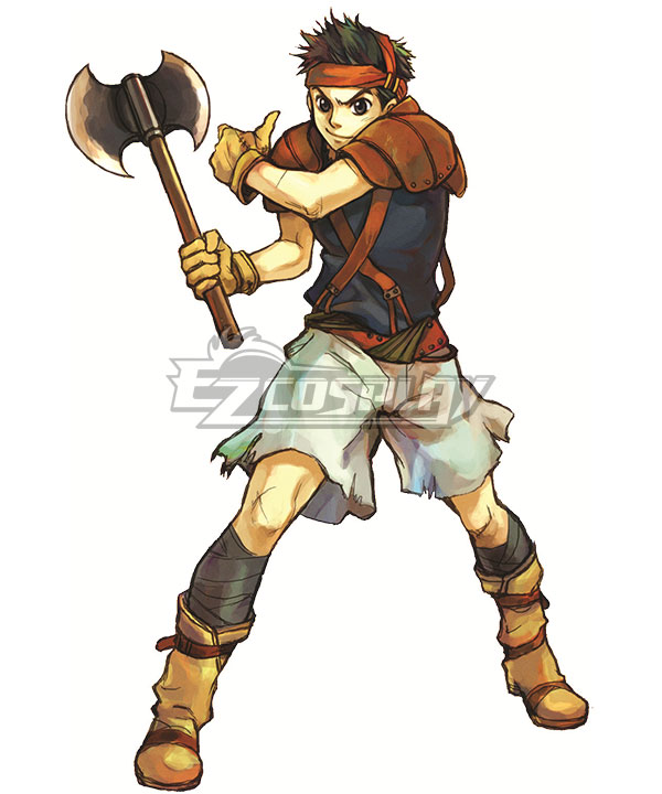 Fire Emblem: The Sacred Stones Ross Cosplay Costume