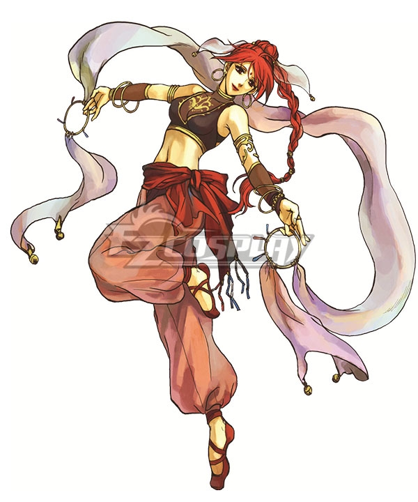 Fire Emblem: The Sacred Stones Tethys Cosplay Costume