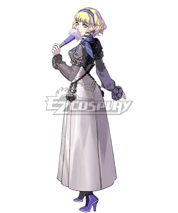 Fire Emblem: Three Houses indered Shadows Constance Cosplay Costume
