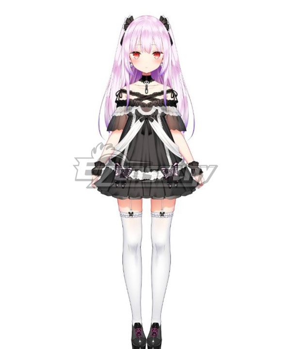Holdlive Virtual YouTuber English Mori Calliope Rushia Cosplay Costume