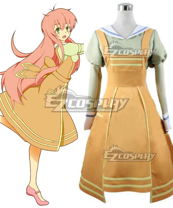 Humanity Has Declined Protagonist Cosplay Costume