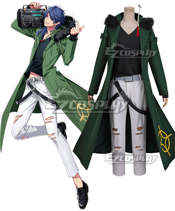 Hypnosis Mic Division Rap Battle Dice Arisugawa Dead or Alive Cosplay Costume