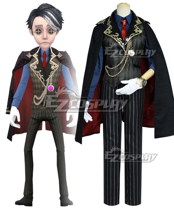 Identity V Embalmer Aesop Carl Trickster Halloween Cosplay Costume