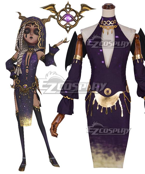 Identity V Priestess Fiona Gilman Dream Messenger Halloween Cosplay Costume