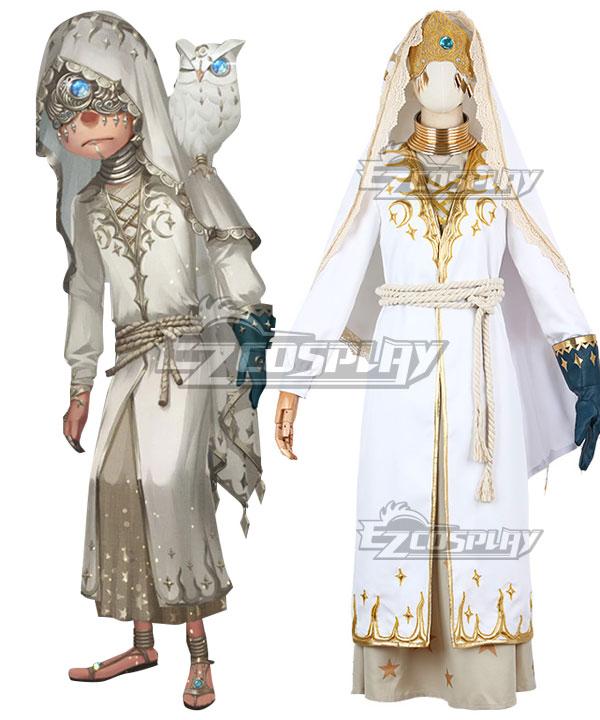 Identity V Seer Eli Clark Lunar Phase Halloween Cosplay Costume