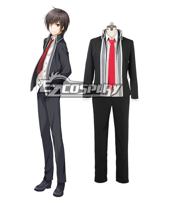 Amagi Brilliant Park Seiya Kanie Uniform Cosplay Costume