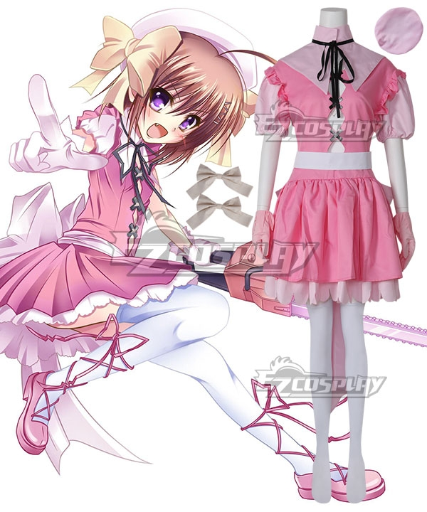 Is This a Zombie? Koreha Zombie Desuka Haruna Cosplay Costume