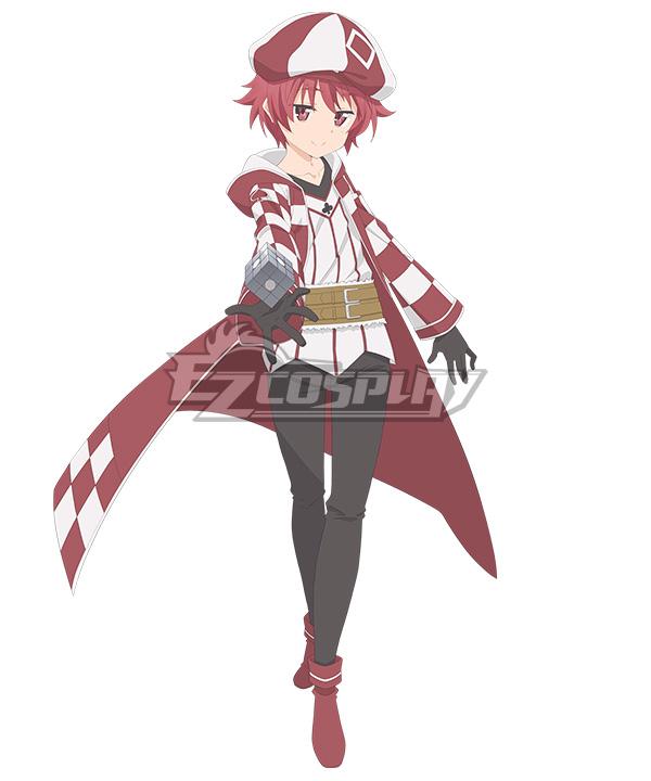 Itai no wa Iya nano de Bōgyoryoku ni Kyokufuri Shitai to Omoimasu BOFURI: I Don't Want to Get Hurt, so I'll Max Out My Defense Kanade Cosplay Costume