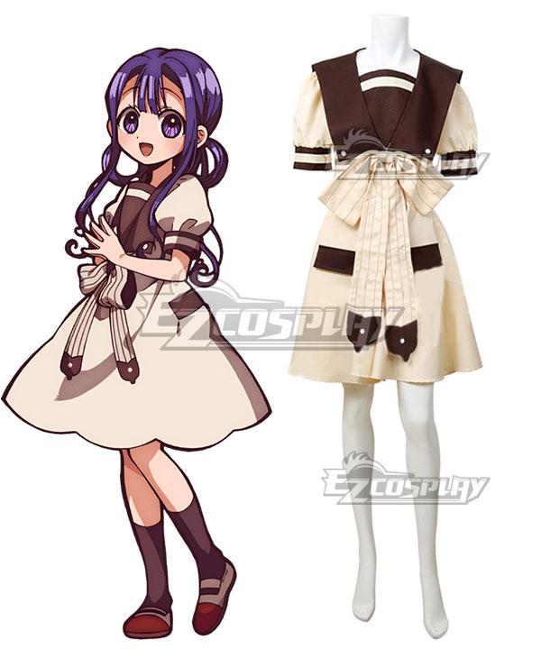 Jibaku Shounen Hanako-Kun Akane Aoi Cosplay Costume