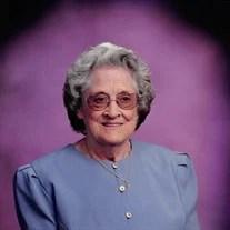 Janora Ruth Jones