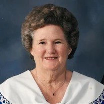 Alice Mae Browder of Selmer, Tennessee