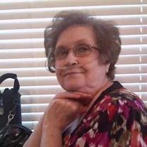 Mrs. Brenda Mae McEarl McAdams