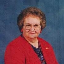 Mrs. Emma Cogdell Cagle