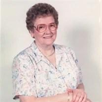 Mrs Faye Oma Evett McCulley