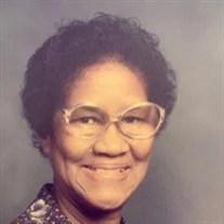 Mrs. Alberta Williams Wade