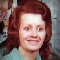 Mary Frances Cunningham