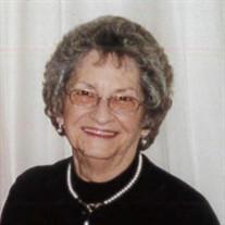 """Mrs. Margaret """"Susie"""" Estelle Thomas"""
