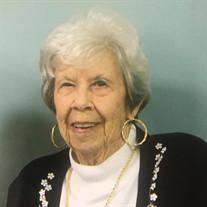 Betty Jo Hill Straign of Ramer, TN