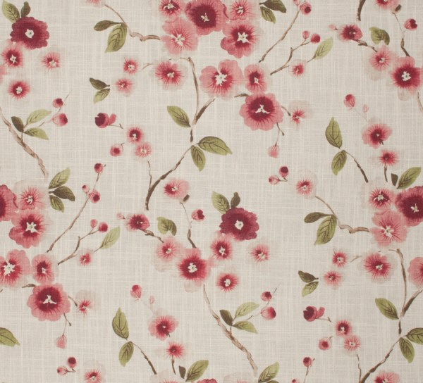 Ottava Floral Blossom Fabric Fabricut