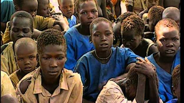 Sudanese slaves