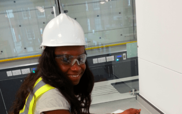 Nigerian Woman Makes List of Top 50 Females in Engineering in The UK
