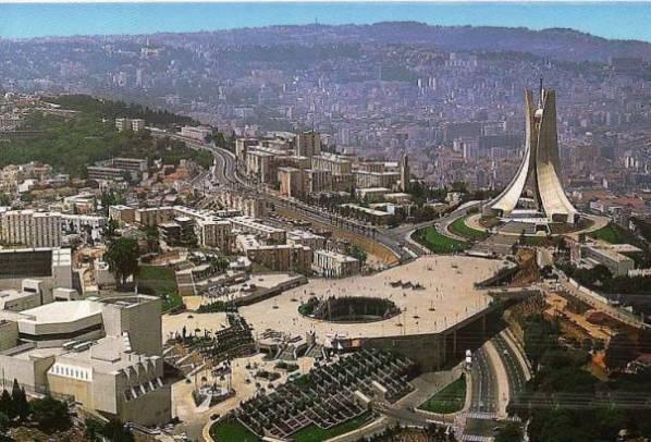 Algerian capital Algiers
