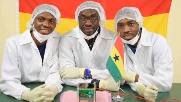 Ghanaian space technology