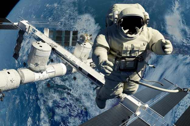 Nigerian astronaut