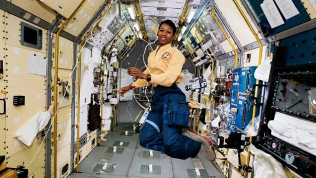 South African Astronaut