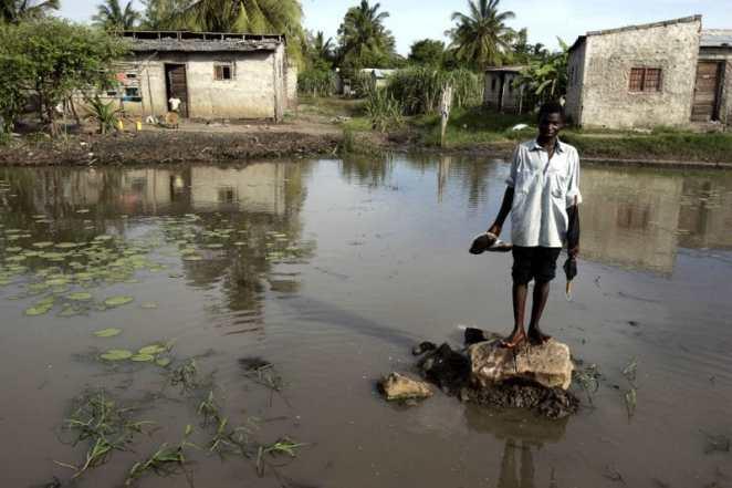 Beira City Floods