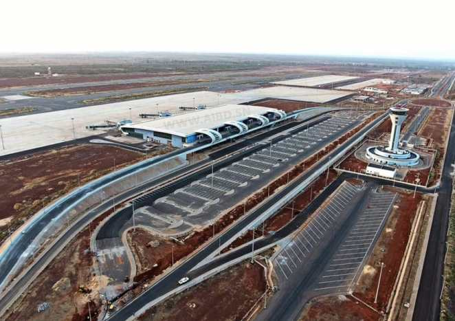 Highest-capacity airports