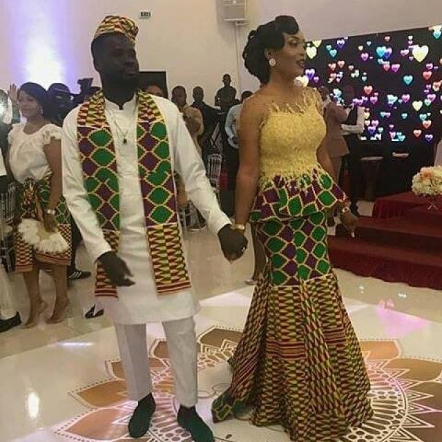Ivory Coast's Football Star Who Lost Everything in UK to Belgian Ex-wife Remarries in Home Country
