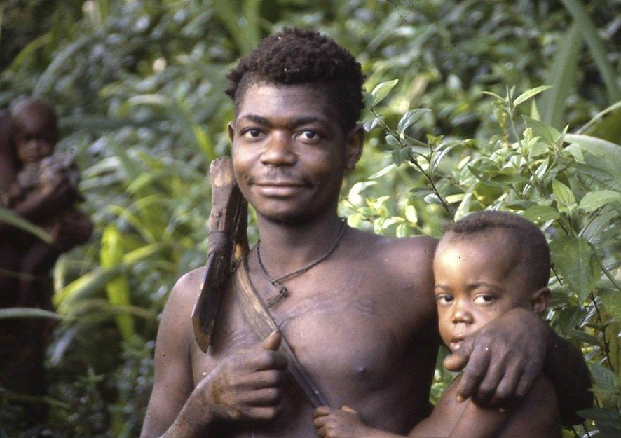why the aka pygmy